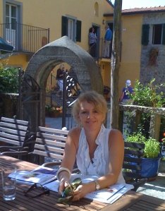 Becoming a writer…in Tuscany