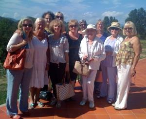 The Tuscan Writers