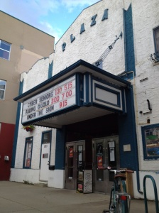The iconic Plaza Theatre in Kensington