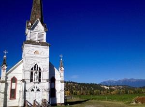 St. Eugene Mission Church